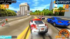 Download Asphalt 4 APK Elite Racing Mobile Game 1